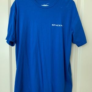 Other - SpaceX shirt -L